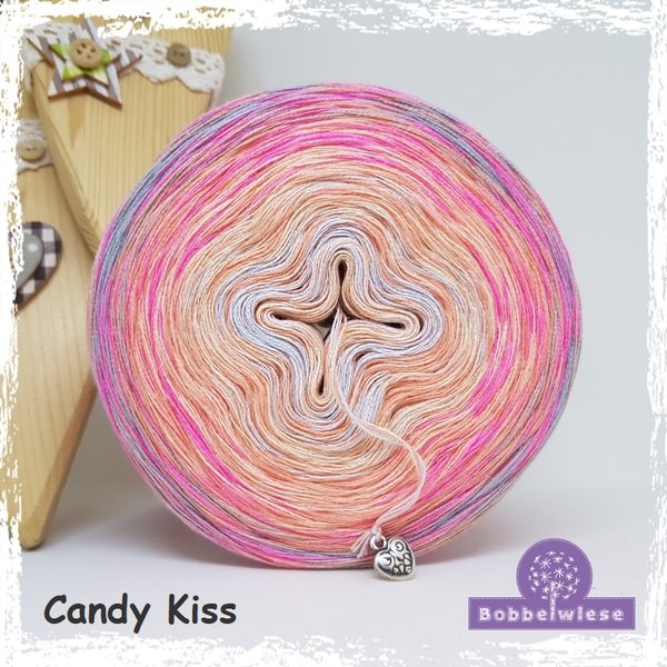 Candy Kiss, 3-fädig (100 m = 1,50 €)
