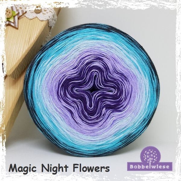 Magic Night Flowers 5-fädig (100 m = 2,40 €)