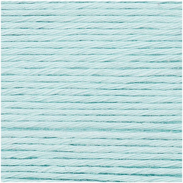 Rico Design Creative Cotton Aran, 50g 85m, hellblau