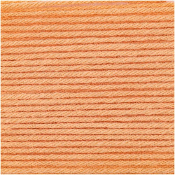 Rico Design Baby Dream dk uni - A Luxury Touch, 50g, 115m, apricot